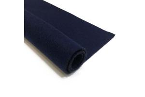 Фетр чернильно-синий, 1.3 мм 20*30 см