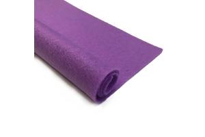 Фетр фиолетовый, 1.3 мм 20*30 см