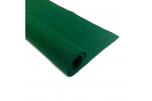 Фетр изумрудный, 1.3 мм 20*30 см