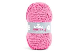 Пряжа DMC Knitty 4 № 992 (розовый)