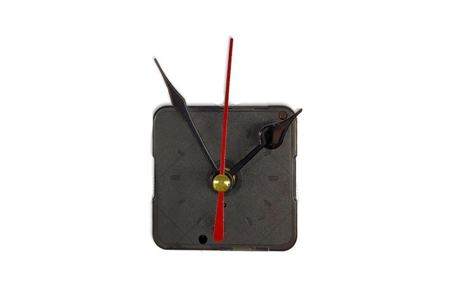 """Часовой механизм """"Классический"""", черно-красный"""