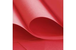 Фоаміран, червоний, 15*20 см
