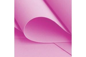 Фоаміран, рожево-бузковий, 15*20 см