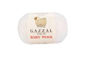 Пряжа Gazzal Baby Wool № 801