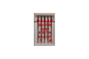Голки для швейних машин № 75-90 (130/705H), Super Stretch, HAx1SP, Organ