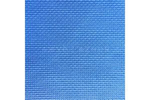 Канва Aida 16 каунт, 50*50 см, голубая